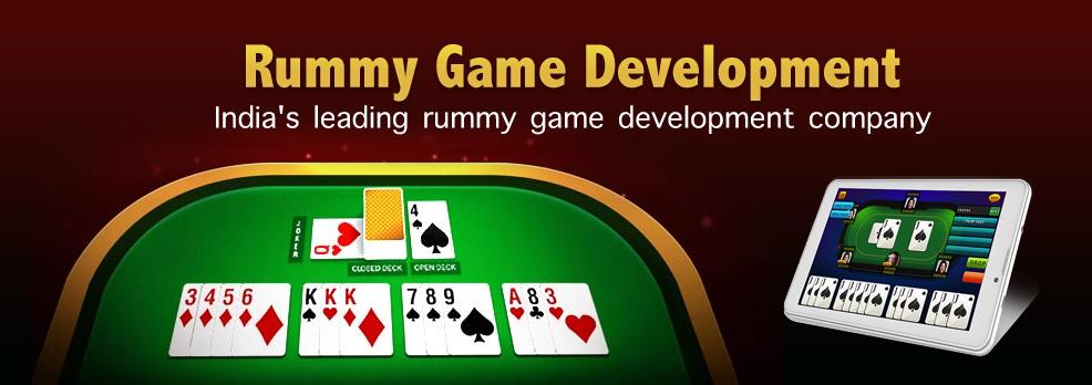 Rummy game development india 13card